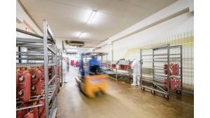 Specyfika oświetlenia hal przemysłu mięsnego Biuro prasowe