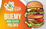 Stwórz z nami Mega Burgera - Sokołów S.A. idzie na rekord!