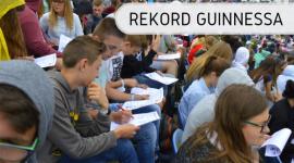 Uczniowie z Leszna trafili do Księgi Rekordów Guinnessa!