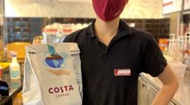 Światowy Dzień Ziemi w Costa Coffee Biuro prasowe