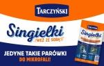 Parówki Singielki – nowość od marki Tarczyński