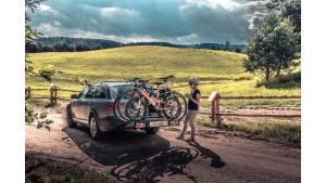 Nowe bagażniki rowerowe Taurus Basic Plus
