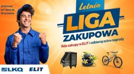 """Elit Polska ogłasza akcję promocyjną """"Letnia Liga Zakupowa"""""""
