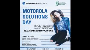 Motorola Solutions Day na Uniwersytecie Ekonomicznym