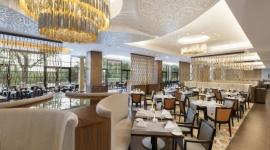 Restauracja Garden w DoubleTree by Hilton Warsaw Biuro prasowe