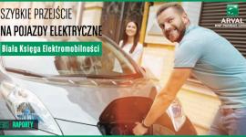 Już za 10 lat 70% nowych samochodów w Europie z napędem elektrycznym