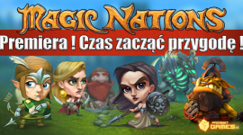 PrimeBit Games wydaje swój flagowy tytuł Magic Nations na Steam