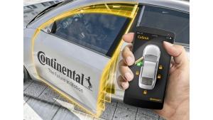 Honda e otwierana smartfonem dzięki technologii Continental r Biuro prasowe