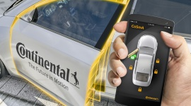 Honda e otwierana smartfonem dzięki technologii Continental r