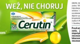 """Zimowy sezon przeziębieniowy 2021 również z kampanią radiową """"Weź dziś Cerutin®"""""""