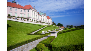 Park-M przywróci splendor Ogrodom Dolnym Zamku Królewskiego w Warszawie Biuro prasowe
