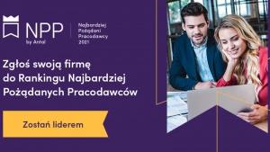 Rusza 9. edycja rankingu Najbardziej Pożądani Pracodawcy 2021