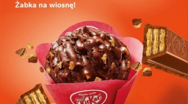 Muffinki made with KITKAT® teraz w Żabce