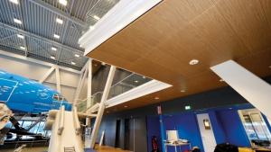 Tu się szkolą załogi linii KLM Biuro prasowe