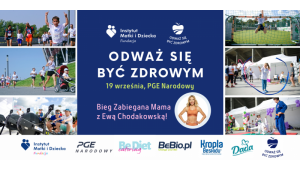 Piknik Odważ się być zdrowym! z Ewą Chodakowską na PGE Narodowym w Warszawie!