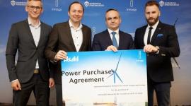 Browary Kompanii Piwowarskiej przechodzą w 100% na energię elektryczną z wiatru