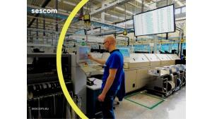 Digital Signage: Sescom dostarcza rozwiązania technologiczne dla Polpharmy