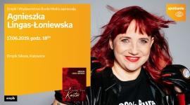 Agnieszka Lingas – Łoniewska w Empiku Silesia Biuro prasowe