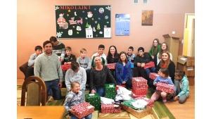 Fundacja Child & Family oraz myWorld obdarowały dzieci z polskich domów dziecka Biuro prasowe