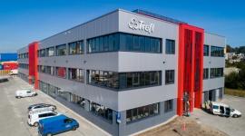 Dekpol wybudował obiekt dla Trefl SA