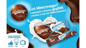 Czekolada z Wawelu Big Milk – nowe słodkie połączenie w portfolio marki Wawel