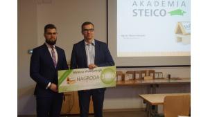 STEICO nagrodziło trzy dyplomowe projekty budynków