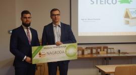 STEICO nagrodziło trzy dyplomowe projekty budynków Biuro prasowe