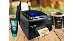 FX510e - Nowy system do foliowania i metalizacji etykiet firmy DTM Print.