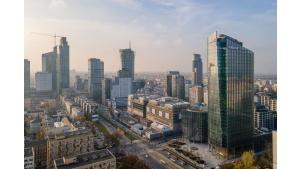 Mennica Legacy Tower wins the European Property Awards! Biuro prasowe