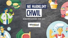 """Whirlpool uczy odpowiedzialnej konsumpcji - projekt """"Nie marnujmy chwil"""""""