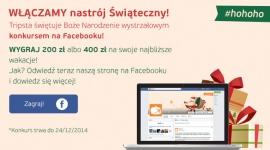 Świąteczny klimat nadchodzi! Tripsta.pl uruchamia serię konkursów bożonarodzenio