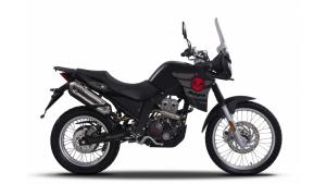 Polska premiera włoskiego motocykla Malaguti Dune X 125