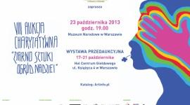 """VIII Aukcja Charytatywna """"ziarno Sztuki – ogród Nadziei"""" Biuro prasowe"""