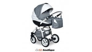 NOWOŚĆ!!! Wózek Madonna 2w1 od marki Indigo – sportowy szyk i wygoda
