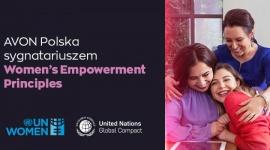 Avon Polska włącza się do inicjatywy ONZ na rzecz równości płci