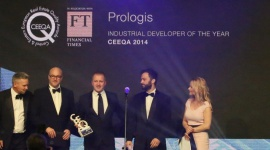 """Prologis Named """"Industrial Developer of the Year 2013"""""""