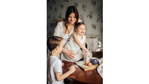 Co robić z dziećmi w domu? Wspólnie pieczmy słodkości!