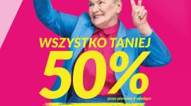 """""""Wszystko 50% taniej"""" – Vectra z jesienną kampanią wspierającą sprzedaż"""