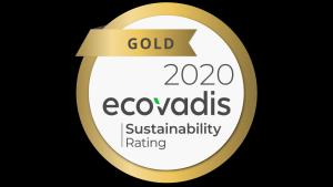 Trzeci z rzędu Złoty Medal EcoVadis dla Air Products Biuro prasowe