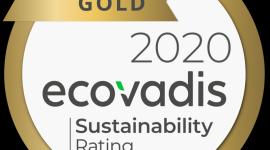 Trzeci z rzędu Złoty Medal EcoVadis dla Air Products