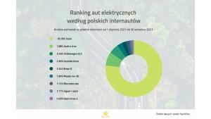 Premiera polskiego carportu. Ranking aut elektrycznych według internautów