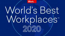 Great Place to Work® ogłosił listę 25 Najlepszych Miejsc Pracy na świecie