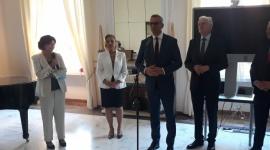 Wicepremier J. Gowin spotkał się z polskimi przedsiębiorcami we Włoszech