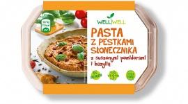 Nowość Well Well - Pasta z pestkami słonecznika z suszonymi pomidorami i bazylią