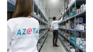 E-sklep AZETA PL dostarcza kosmetyki tego samego dnia Biuro prasowe