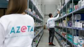 E-sklep AZETA PL dostarcza kosmetyki tego samego dnia