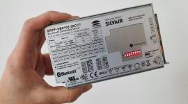 Sunricher wprowadza do oferty komponenty oświetleniowe z technologię Silvair