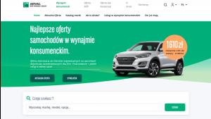 Arval startuje z wynajmem długoterminowym aut dla klientów indywidualnych