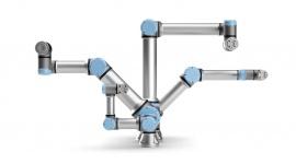 Universal Robots wprowadza na rynek cobota UR16e o dużym udźwigu
