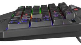 Fury Skyraider - podświetlana i odporna na zalanie klawiatura dla graczy